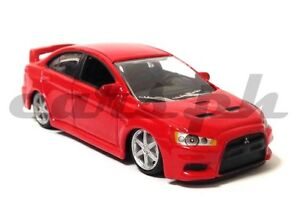 Bburago-Mitsubishi-Lancer-Evolution-X-Loose
