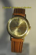 """Poljot"" ~ 29J Rare cal.2416 Kosmos Circa1963's GP 20m Men's Russian Wristwatch"