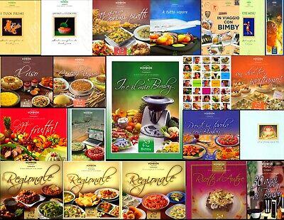 21 Ricettari Bimby - Ricettario Tm31 Libro Base Verde Digitale Pdf +20 Ebook