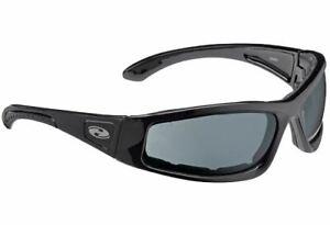 Held Motorrad Sonnenbrille getönte Gläser 100% UV Schutz schwarz NEU