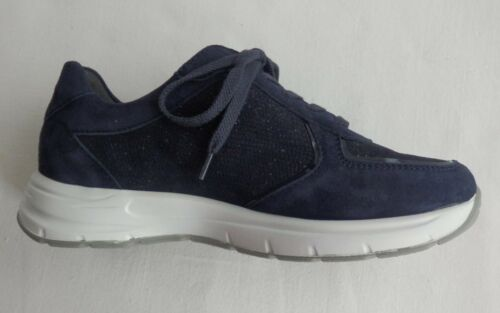 Sneaker Gr 33 Semler Blu Pelle Nuovo larghezza H P8wdTqdAx
