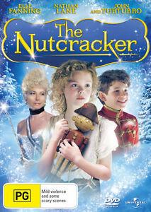 The-Nutcracker-2011-NEW-DVD-Region-4-Australia-Elle-Fanning