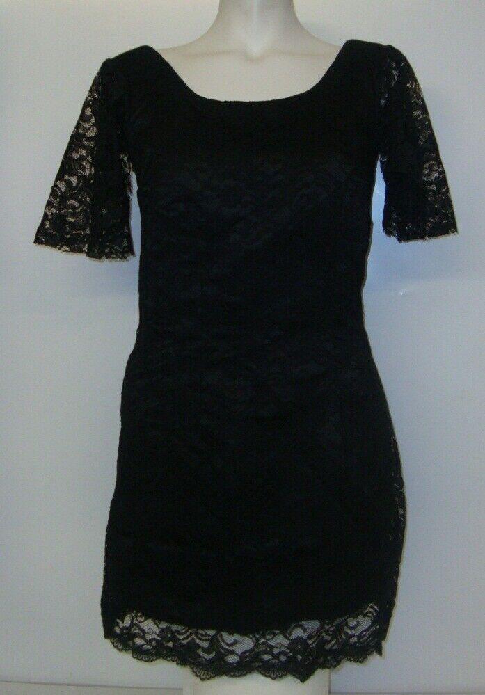 LIGHT IN THE BOX Damen Partykleid Mini Spitze Fledermausärmel schwarz 38 NEU  | Moderne Technologie  | Förderung  | Clearance Sale