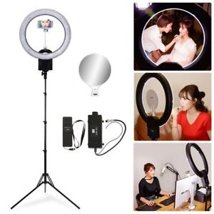 CN-R640-LED-CRI-95-5600K-Ring-Light-w-Phone-Clip-Mirror-Controller-Stand