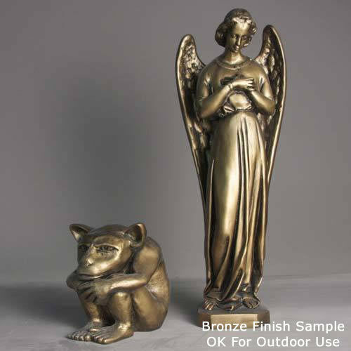 "Graces Pedestal for Garden Urn//Pot//Statue Display Fiberglass-27/"" H by Orlandi"