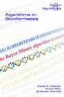 Algorithms in Bioinformatics by College Publications (Paperback, 2006)