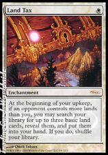 Land Tax // Foil // NM // JR: Promos // engl. // Magic the Gathering