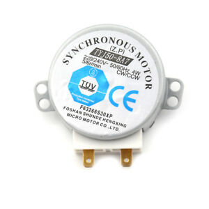 Microwave-Oven-Tray-Motor-220-240V-4W-Synchronous-Motor-for-TYJ50-8A7-HF