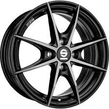 Summer Wheels Alloy Smart 453 Sparco Trofeo Black Polished 17 Inch Hankook