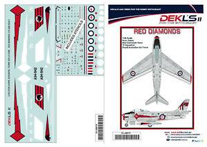 1-48-Avon-Sabre-RAAF-039-Red-Diamonds-039-Aerobatic-Team-DEKL-039-s-II