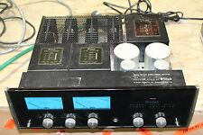 Vintage Mcintosh MC-2505 stereo power amplifier