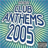 The Best Club Anthems...Ever 2005: Parental Advisory, Various Artists, Very Good