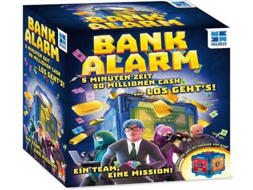 BANK ALARM MEGABLEU 678485 NEU//OVP BANKALARM