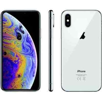 APPLE IPHONE XS 256 Go ARGENT Désimlocké 4G ECRAN 5.8 Pouces 12MPx 256Go
