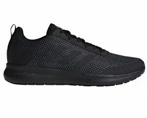 zapatillas hombre negro adidas