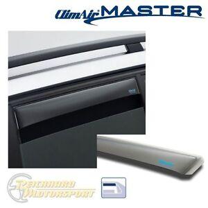 hinten Farbe: rauchgrau ClimAir Windabweiser -CLI0044540 -