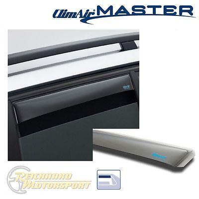 ClimAir Windabweiser -CLI0042669 - hinten Farbe: rauchgrau