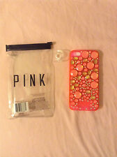 Victoria's Secret Pink Crystal Iphone 4 / 4S Hard Case