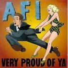 AFI Very Proud of YA LP Vinyl (us) 33rpm Coloured