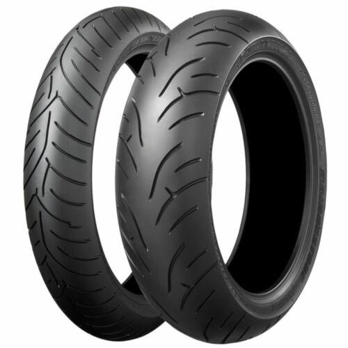 Honda CB1300 Bridgestone Battlax BT023 120//70//ZR17 180//55//ZR17 Tyres Pair DEAL