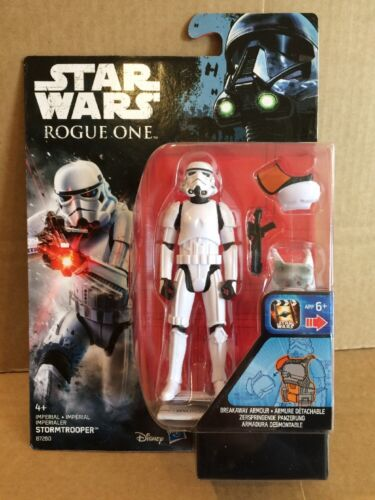 Star Wars Rogue One Imperial Stormtrooper - 3.75 action figure Breakaway Armour