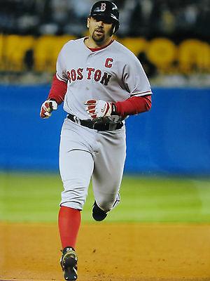MLB RETIRED BOSTON RED SOX CATCHER JASON VARITEK 16x20 PHOTO MEMORABILIA