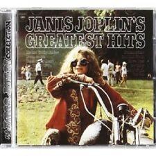 JANIS JOPLIN - JANIS JOPLIN'S GREATEST HITS  CD 12 TRACKS CLASSIC ROCK NEU