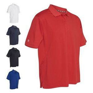 772d18885b1c CHAMPION - Mens Size S-2X, Solid Color, Double Dry, Golf Polo, Sport ...