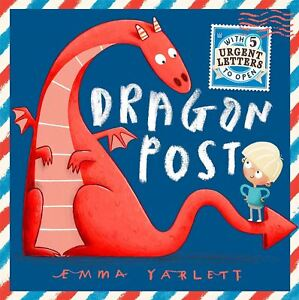 Dragon-Post-by-Emma-Yarlett