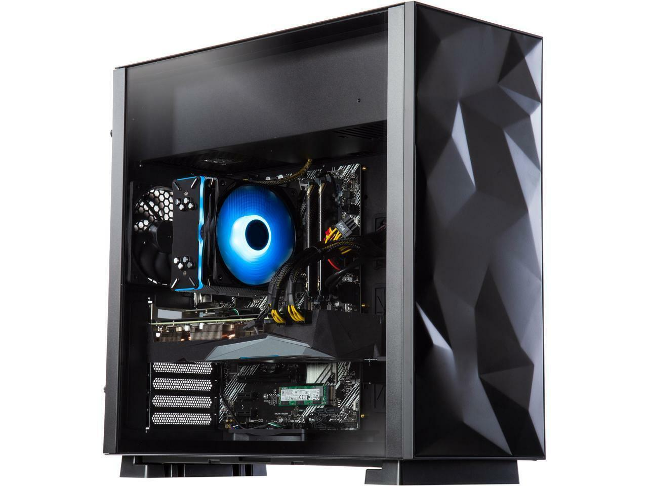 ABS Gladiator Gaming PC - Intel Core i5 10600K - GeForce RTX 3070 - 16GB DDR4 30