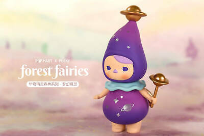 NEW Pucky x POP MART Forest Fairies Flower Fairy Figure Blind Box Designer Toy