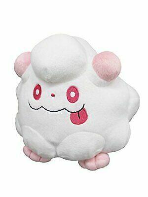 San-ei Boeki Pokemon Plush PP105 Swirlix Japan S