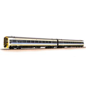 Bachmann-31-517-OO-Gauge-Regional-Express-Class-158-2-Car-DMU