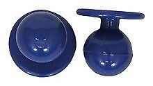 Navyblaue Kugelknöpfe für Kochjacken 12 Stück