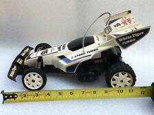 Vintage Radio Shack Buggy RC White Tiger Turbo 15 made in Japan Rare for parts