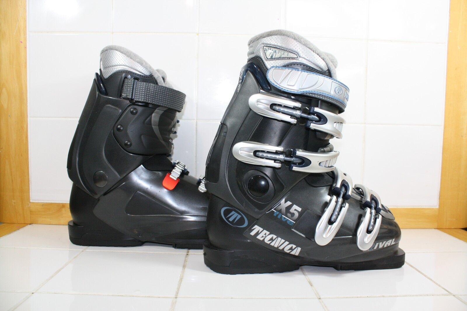 Tecnica X5 L UltraFit Womens Ski Boots, Mondo 23.5   best price
