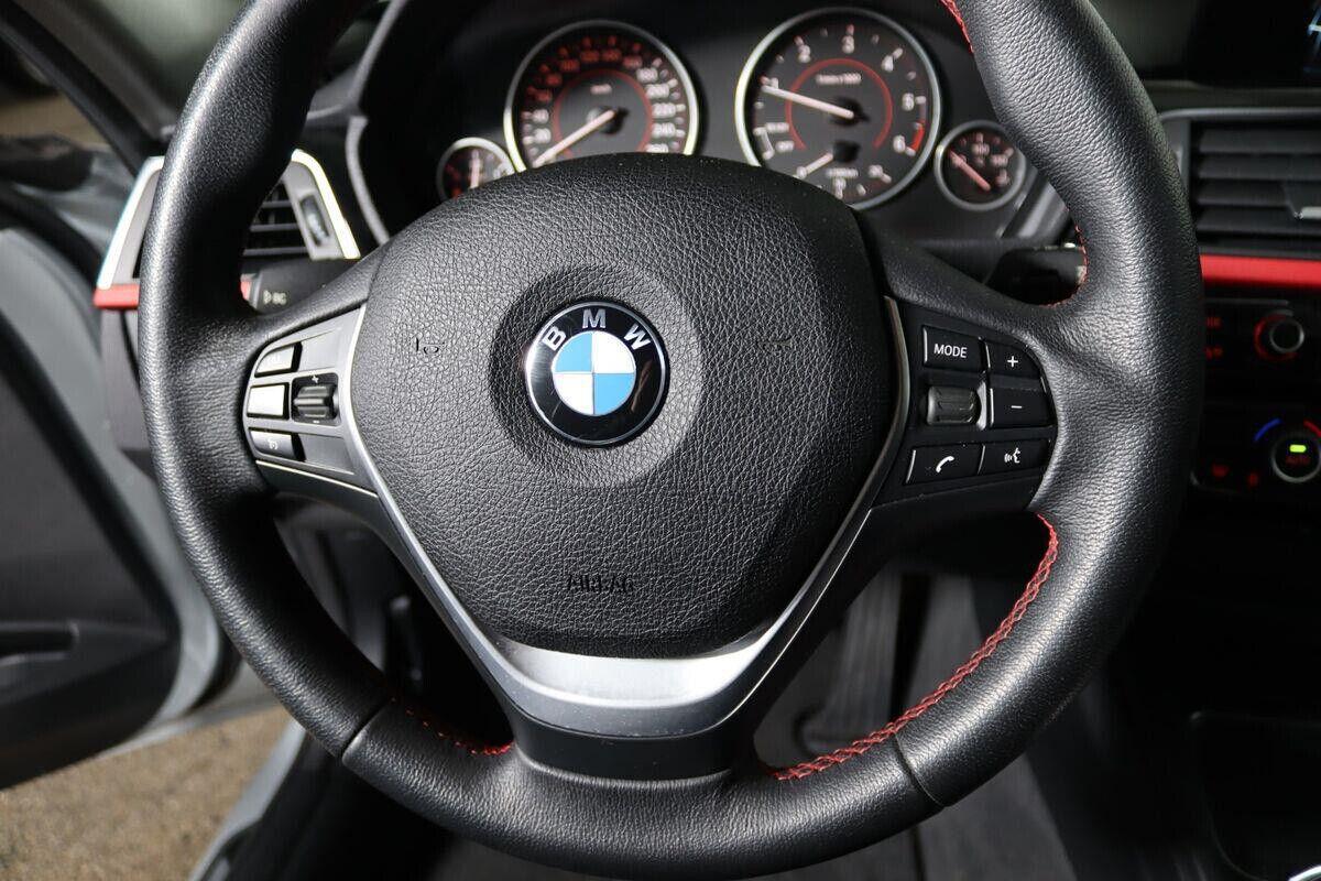 BMW 320d 2,0 Touring Sport Line aut. - billede 15