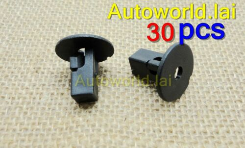 30 Clips Fender Liner Screw Grommets For Toyota Tacoma Tundra 90189-06065