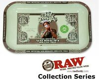 Wiz Khalifa Metal Rolling Tray 7x11 Rare Limited Edition Made By Raw Papers