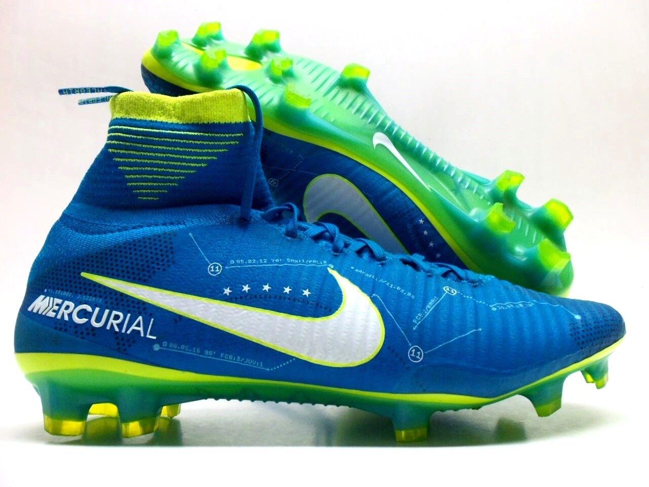 Nike volubile superfly v njr fg neymar junior calcio galloccia sz uomini [921499-400]
