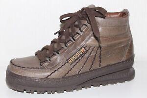 Details zu MEPHISTO Originals Vintage Ankle BOOTS Stiefeletten Damen Leder SCHUHE 36 SHOES