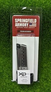 Springfield Armory XD Series, Stainless, 9mm 9 Rd, OEM Magazine - XDSG09061