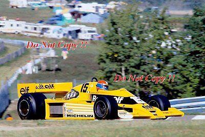 Jean Pierre Jabouille Renault Rs01 Usa Grand Prix 1978 Photograph