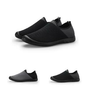 Mens-Outdoor-Walking-Breathable-Running-Leisure-Slip-On-Loafers-Loafers-Shoes