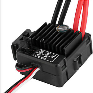 Waterproof-1060-60A-Brushed-ESC-Electronic-Speed-Controller-For-1-10-RC-Car