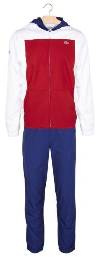 Lacoste Men/'s Fashion WH8006 u72 Sports Veste Pantalons De Jogging Survêtement