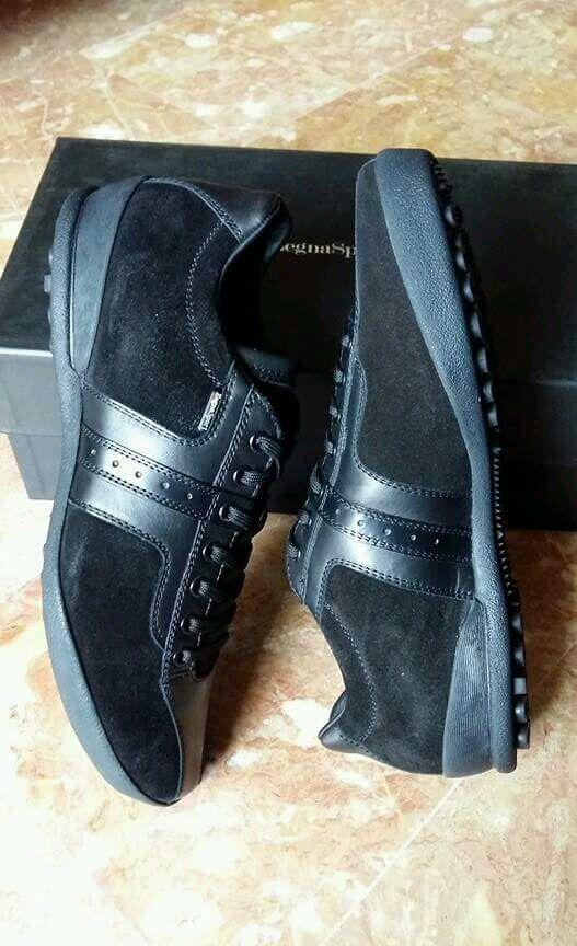 scarpe uomo nuove numero Ermenegildo 41,5 (7,5EU; 8,5US) originali Ermenegildo numero Zegna Sport 13ff46