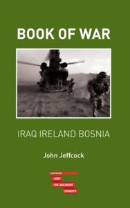 Book of War by John Jeffcock Hardback Book The Cheap Fast Free Post