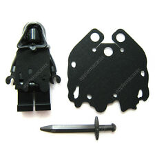 NEW LEGO Lord of the Rings RINGWRAITH Minifigure Figure w/Custom Cape 9472 LOTR