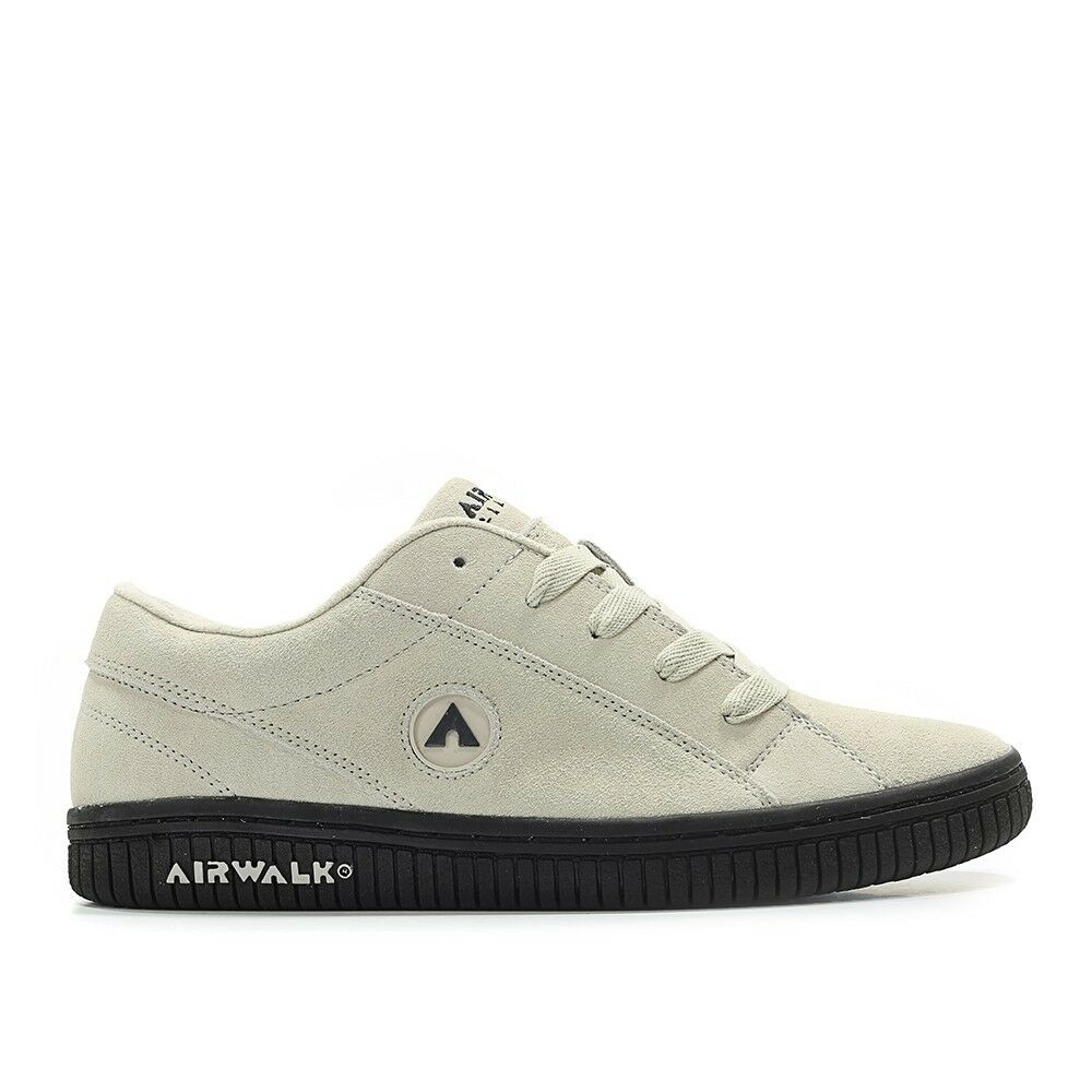 Airwalk Random Casual sneakers shoes White   black AW19864 size 9 US